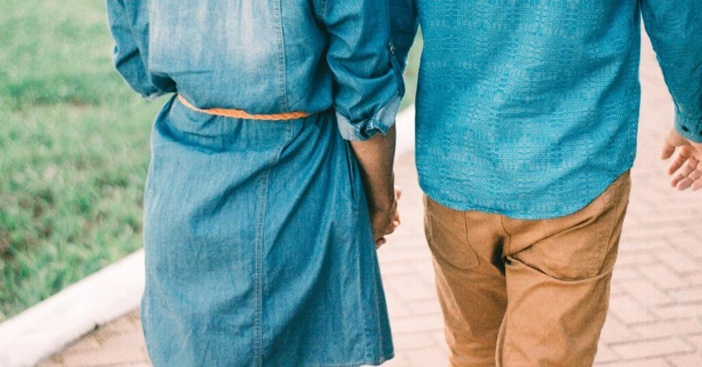 Una relación de pareja se Construye | VEA90
